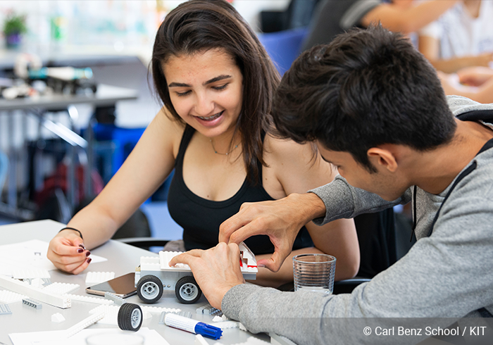 summer programs, Mechanical Engineering International, Carl Benz School